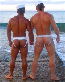 Just Hot Men-Jock Butts 162