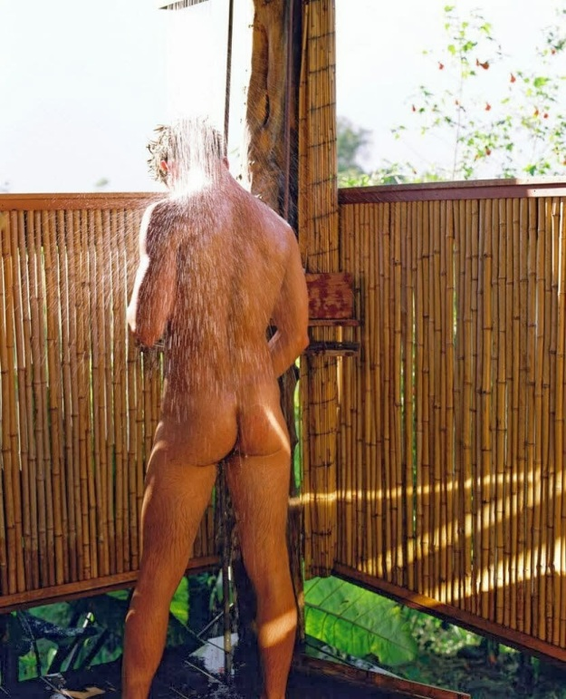 Shower-bamboo screen176